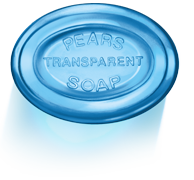 Product Pears Germishield Soap with Mint Extract